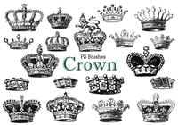 20 brosses de couronne Crown abr. Vol.7