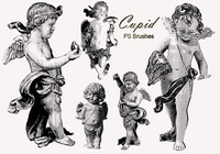 20 Cupid PS Brushes abr. Vol.4