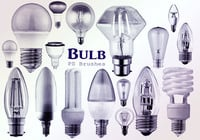 20 Bulb Ps Brushes abr. vol.8