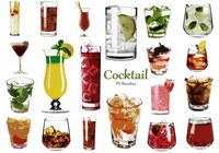20 cocktail ps bürsten.abr vol.8