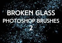 Broken Glass Brushes 2