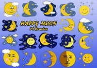 20 Happy Moon Ps Borstels abr vol.7