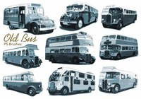 20 Old Bus Ps Brushes vol.6