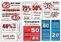 20 Coupon PS Borstels abr. Vol.7