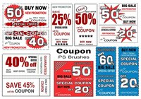 20 coupons ps brosses abr. Vol.7