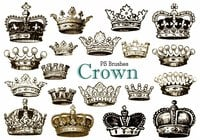 20 brosses de couronne Crown abr. Vol.8