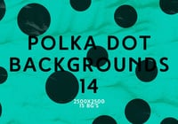 Polka Dot Backgrounds 14