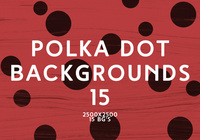 Polka Dot Backgrounds 15