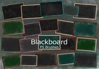 20 Blackboard Ps Borstels abr. vol.8