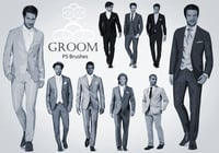 20 Groom PS Brushes abr. Vol.3