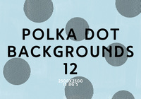 Polka Dot Backgrounds 12