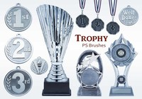 20 Trophy PS Brushes abr.vol.13