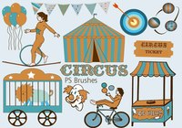 20 Circus Ps Brushes abr.Vol.12