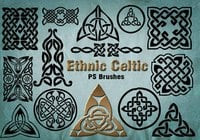 20 Ethnic Celtic PS Pinceles abr. Vol.21