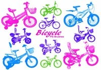 20 Bicycle Junior PS Brushes abr.Vol.5