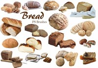 20 Bread PS Brushes.abr Vol.8