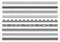 Decorative Border/Divider Brushes