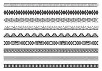 Decorative Border/Divider Brushes