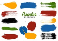 Paint Swatches PS Bürsten