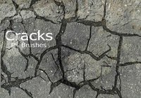 20 Cracks PS Brushes abr.Vol.7