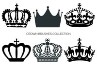 Collection Crown Brushes