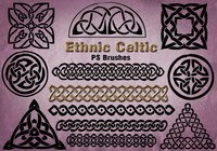 20 Ethnic Celtic PS Pinceles abr. vol.22