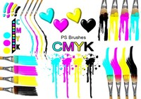 20 Cmyk PS Brushes abr.Vol.19