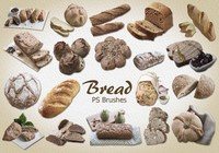 20 Bread PS Brushes.abr Vol.9