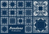 20 bandana ps brushes.abr vol.9