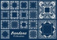 20 Bandana PS Brushes.abr vol.9