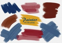 20 Painter PS Borstels ab. Vol.10
