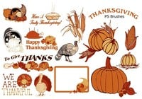 20 Thanksgiving PS Pensels abr. Vol.6