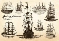 20 Segling Adventure PS Penslar abr. Vol.16