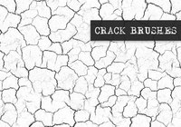 Hi Resolution Cracks Brushes Collection