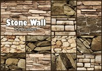 20 Stone Wall PS escova abr. Vol.6