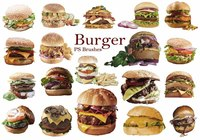 20 Burger PS Pinceles abr. vol 9