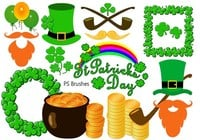 "20 ""St Patricks Day"" PS Borstels ab. Vol.9"
