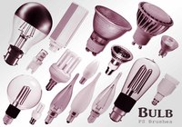 20 Bulb Ps Brushes abr. vol.11
