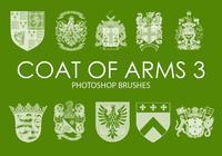 Free Coat of Arms Photoshop Brushes 3