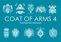 Free Coat of Arms Photoshop Brushes 4