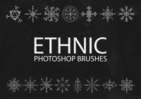 Free Ethnic Photoshop Brushes 1