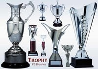 20 Trophy Cup PS Borstels abr.vol.14