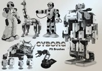 20 Cyborg PS Pensels abr.vol.5
