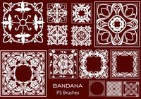 20 Bandana PS Brushes.abr vol.11