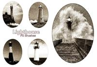 20 Lighthouse PS Brushes abr.Vol.8