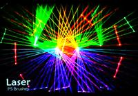 20 Laser show PS-borstels abr. vol.21