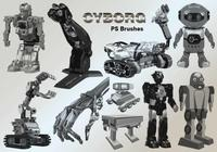 20 Cyborg PS-borstels abr.vol.6
