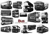 20 London Bus Ps Brushes abr. vol.8