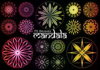 20 Pinceles PS Mandala abr. vol.19