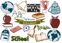 20 Educación Ps Brushes abr. vol.18